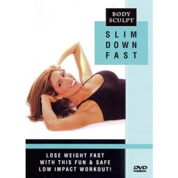 Allegro Body Sculpt: Slim Down Fast - Dolby - DVD