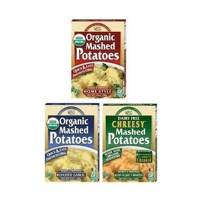 Edward & Sons Organic Mashed Potatoes, 3.5 oz. Box