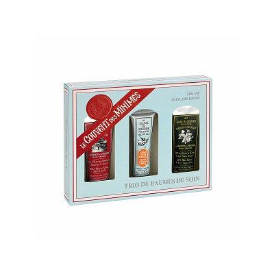 Le Couvent des Minimes Trio Of Skincare Balm ($21.50 Value)