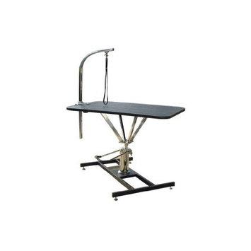 Dercin 42-Inch by 24-Inch Grooming Table w/ Hydraulic Pump