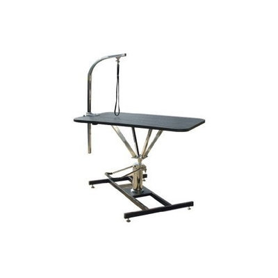 Dercin 42-Inch by 24-Inch Grooming Table w/ Hydraulic Pump