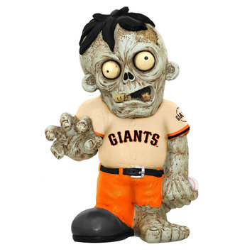 Recaro North Forever Collectibles MLB Resin Zombie Figurine, San Francisco Giants