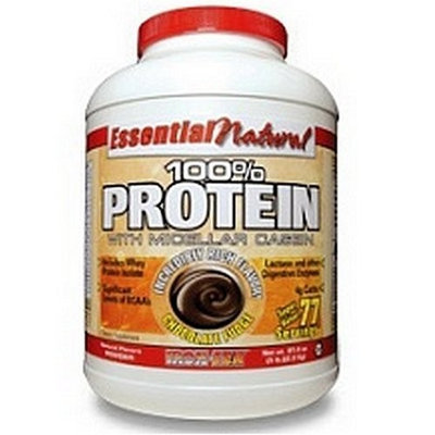 Iron Tek Iron-tek Essential Natural 100% Protein, Strawberry 5-pounds