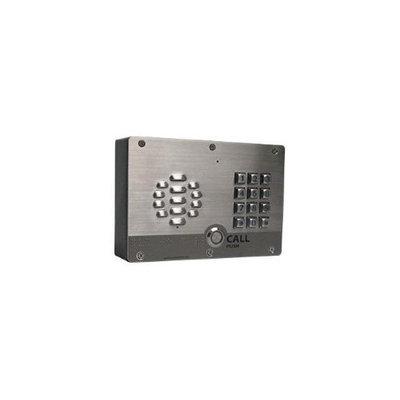 Cyberdata 011214 Voip Outdoor Intercom W/ Keypadcpnt New Device