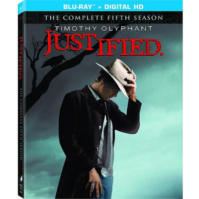 Justified: Season 5 (Blu-ray + Digital HD) (Widescreen)