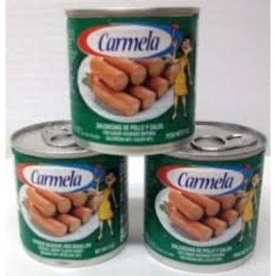 Carmela Vienna Sausages / Salchichas Carmela Vienna Sausages Carmela / Salchichas Carmela (Pack 3)