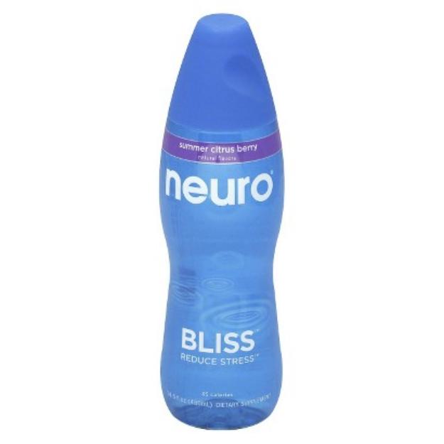 Neuro Water Neuro Bliss - Summer Citrus Berry 14.5oz