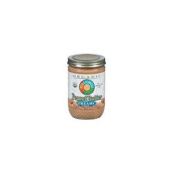 Full Circle Organic Creamy Peanut Butter (Case of 12)