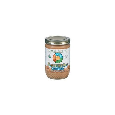 Full Circle Organic Creamy Peanut Butter (Case of 12)
