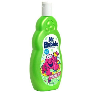 Mr. Bubble Bubble Bath, Watermelon with Soothing Aloe 16 fl oz (473 ml)