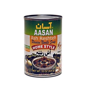 AASAN Noodle Soup (Ash Reshteh) 15 oz - Pack of 6
