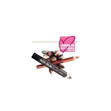 Styli Style Styli-Style Flat Lip Pencil Left Bank Brick Red 1301
