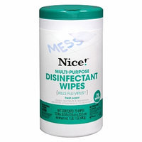 Nice! Disinfectant Wipes