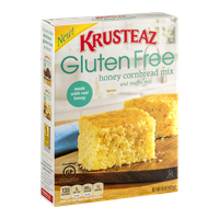 Krusteaz Gluten Free Honey Cornbread and Muffin Mix