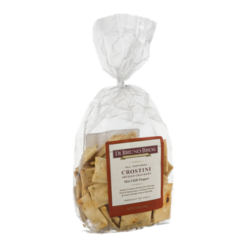 Di Bruno Bros. Crostini Artisan Crackers Hot Chili Pepper