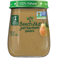 Beech-Nut Baby Stage 1 Bartlett Pears