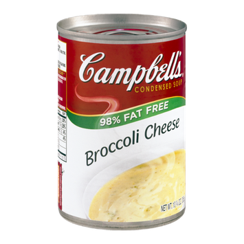Campbell's Broccoli Cheese Soup