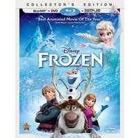 Frozen (Blu-ray + DVD + Digital HD) (Widescreen)