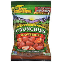 Crunchies Freeze-Dried Fruit Snack, Mixed Fruit, 0.33-Ounce Munch Paks (Pack of 12)