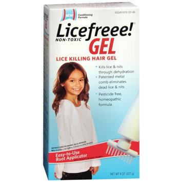 Licefreee! Non-Toxic Lice Killing Hair Gel, 8 fl oz