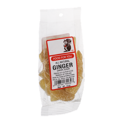 Food For You Ginger