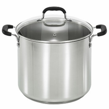 T-Fal C8888164 12-quart Stainless Steel Stock Pot