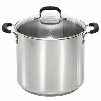T-Fal C8888164 12-quart Stainless Steel Stock Pot