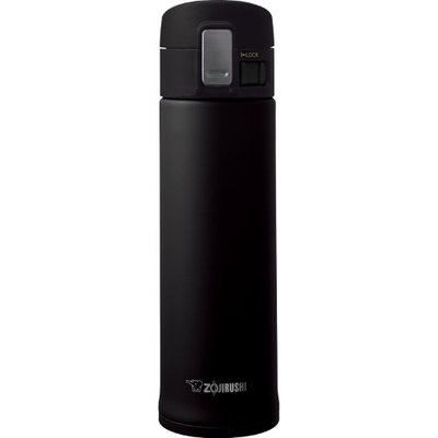 Zojirushi 16-oz. Stainless Steel Mug (Black)