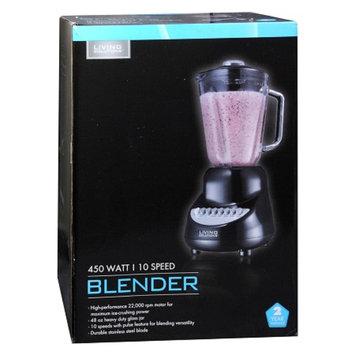 Living Solutions 10 Speed Blender, 1 ea