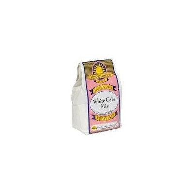 Kinnikinnick Foods Mix Cake White 17.6 oz (Pack Of 6)