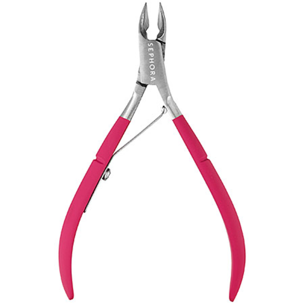 SEPHORA COLLECTION Angled Cuticle Nipper Pink