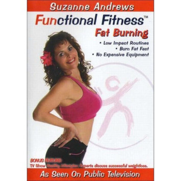Bayview Films Bayview BAY169 Functional Fitness- Fat Burning With Suzanne Andrews