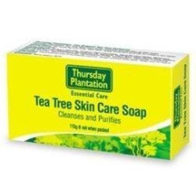 Thursday Plantation Tea Tree Skin Care Soap - 4 oz,(Nature's Plus)