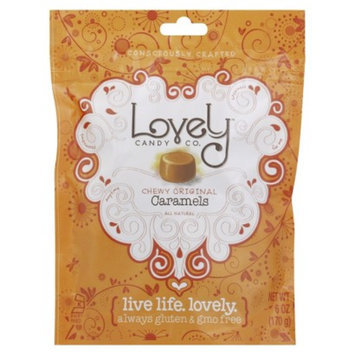 6 oz Lovely Candy Company Caramel Caramel