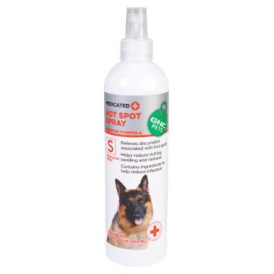 GNC Pets Hot Spot Dog Spray