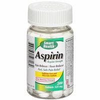 Smart Health : Regular Strength Aspirin