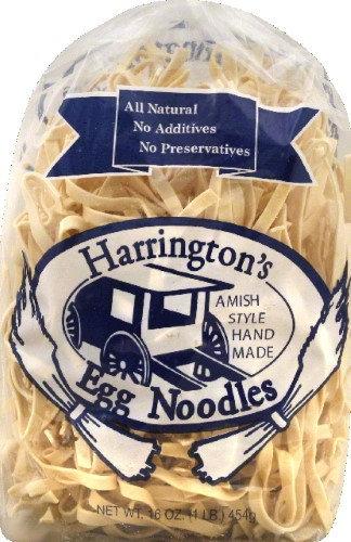 Harringtons 74171 Hand Made Egg Noodles Medium 16 oz.