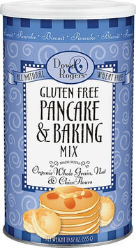 Dowd & Rogers Pancake & Baking Mix19.82 oz ( 550 g) Dowd And Rogers 19.82 oz (555g) Powder