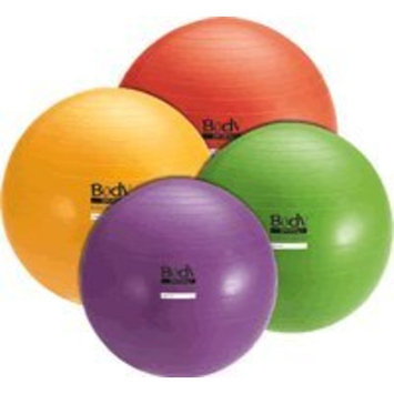 Body Sport Exercise Ball With Pump - by BodySport - Strengthen Your Core for Great Abs - Tone - Yoga - Fitness - Stability - Pilates - Free Exercise Guide Included []