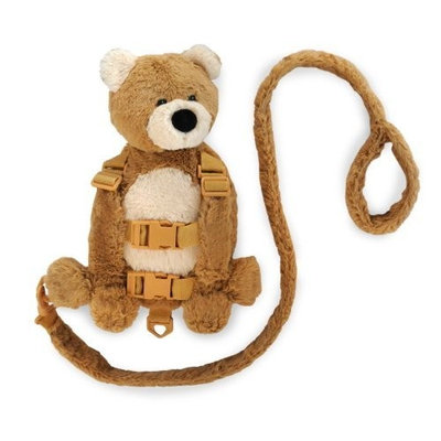 Eddie Bauer Harness Buddy, Tan Bear (Discontinued by Manufacturer)