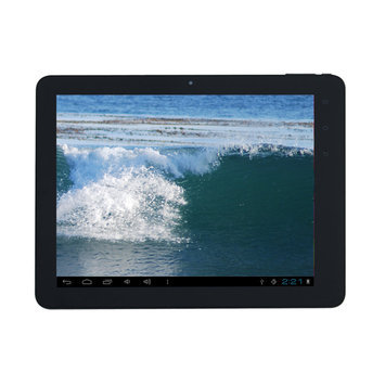 Topo-logic Systems, Inc. 9.7IN ANDROID 4.1 TOUCHSCREEN TABLET W/ DUAL CORE PROCESSOR