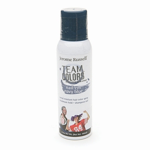 Jerome Russell Team Colors Sweat Resistant Hair Color Spray
