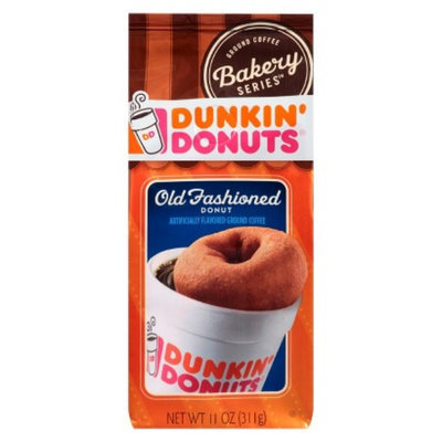 Dunkin Donuts Dunkin' Donuts Old Fashioned Donut Ground Coffee 11 oz