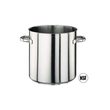 World Cuisine 11001-32 Stainless Steel Stock Pot 26 Qts.
