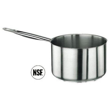 Paderno World Cuisine Stainless Steel 7/8 Qt. Sauce Pan
