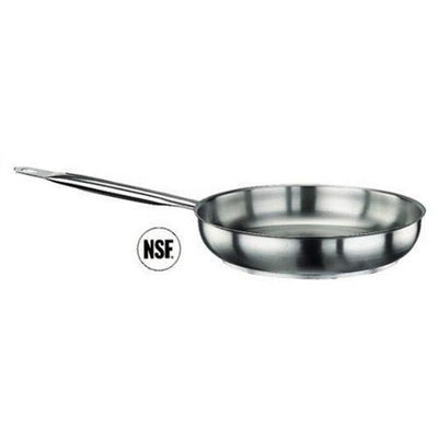 Paderno World Cuisine 11014-24 Frying Pan Stainless Steel