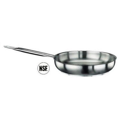Paderno World Cuisine 11014-28 Frying Pan Stainless Steel