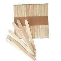 Paderno World Cuisine Wooden Sticks (Pack of 500) (Set of 2)