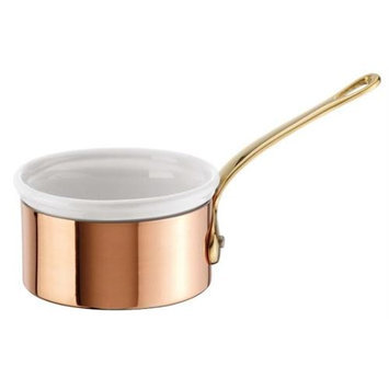 Paderno World Cuisine 15404-10 Butter Warmer W/InsertCopper