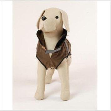 Pet Ego DogRich Birdwatcher Dog Coat, 12 in. - DR BIR 12